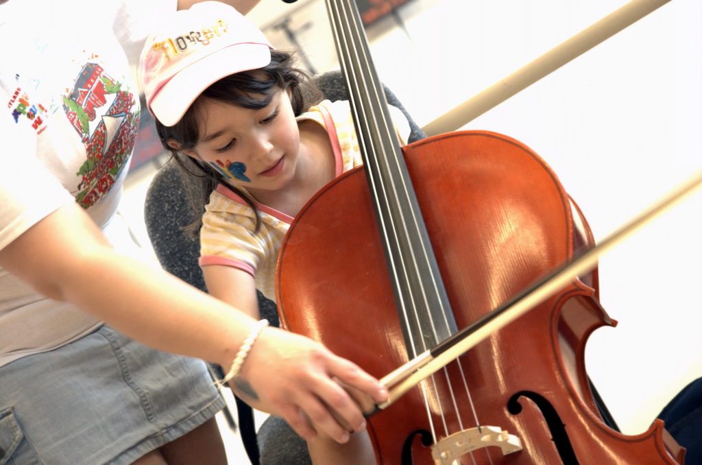 Can Participating In A Music Program Really Help My Child?