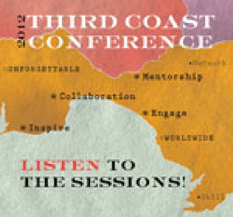 2012 Third Coast Conference banner