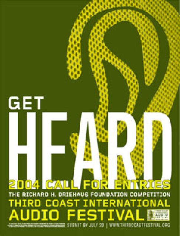 2004 Third Coast / Richard H. Driehaus Foundation Competition banner