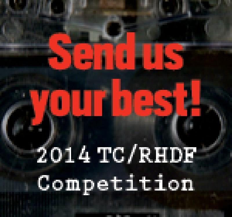 2014 Third Coast / Richard H. Driehaus Foundation Competition banner