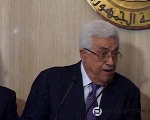 Abbas in Egypt: We Recognize Israel, Israel Has to Recognize Palestinian State