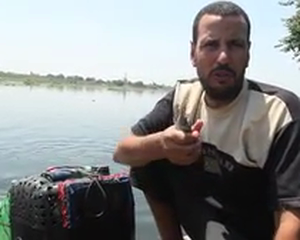 Pollution in Nile delta threatens fishermen 4