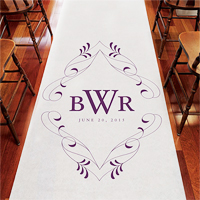 Aisle Runners | Wedding Aisle Runners