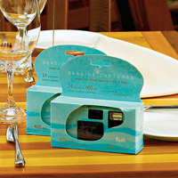 Wedding Cameras, Disposable Wedding Cameras