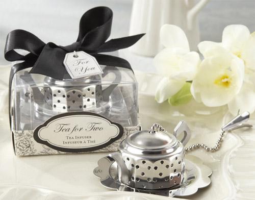 �Tea for Two� Teapot Tea Infuser