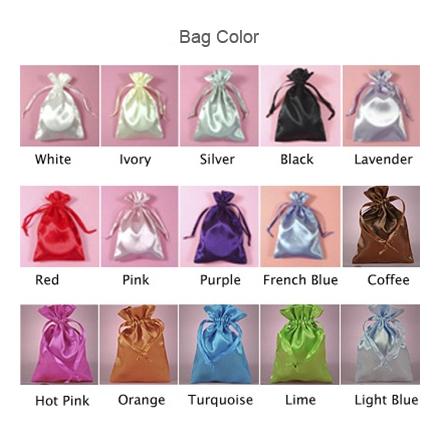 Favor Bag Color