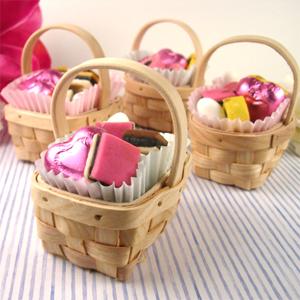 Mini Picnic Basket - 12 pcs