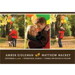 Autumn Save The Date Magnet - 20 pcs