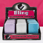 Bling Wallet, Credit Card Holder