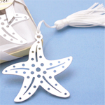 Starfish Bookmark Favor