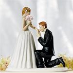 """""""Cinderella Moment"""" Cake Topper"""