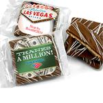 Corporate Chocolate Graham Cracker