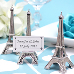 Eiffel Tower Place Card Holders - 4 pcs