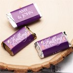 Falling in Love Personalized Hershey Miniatures