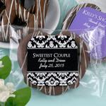 Gourmet Chocolate Pretzel Favors - Silhouette