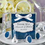 Hershey Kisses Mini Gift Tote Favors