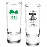 Irish Personalized Tall Shot Glass