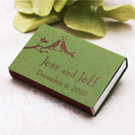 Love Birds Personalized Classic Matches