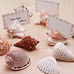 Natural Shells Place Card Holder - 10 pcs