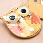 Owl Design Manicure Set