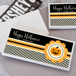 Personalized Classic Halloween Candy Wrapper Covers
