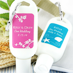 Personalized Sunscreen SPF 30 Favor