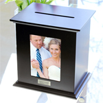 Photo Frame Wedding Card Box