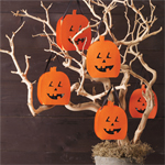 Pumpkin Treat Boxes