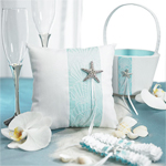 Seaside Allure Wedding Collection