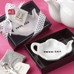 �Swee-Tea� Ceramic Tea-Bag Caddy