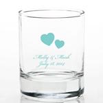 Bride & Co. Personalized Shot Glass Favor or Votive Holder