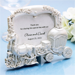 Wedding Coach Picture Frame