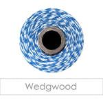 Wedgwood Blue Striped Baker's Twine (240 yards)