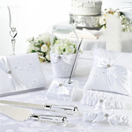White Lace Wedding Collection