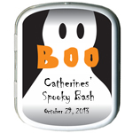 Halloween Personalized Mint Tins