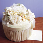 Floral Topped Card Boxes