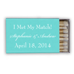Classic Personalized Matches
