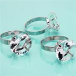 Diamond Ring Paperweight