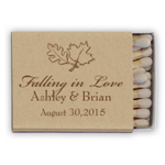 Fall Personalized Demi Matches