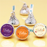 Falling in Love Personalized Hershey's Kisses