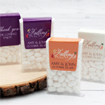 Falling in Love Personalized Tic Tac Favor