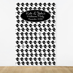 Personalized Ghost Photo Booth Backdrop