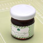 Irish Personalized Wedding Honey Jars