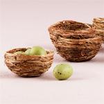 Mini Bird's Nest Favors - 12 pcs