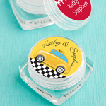 New York Personalized Lip Balm