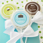 Personalized Birthday Lollipop Favors