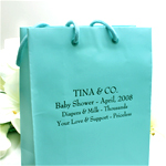 Personalized Euro Tote Bags