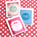 Personalized Wedding Tea Favors