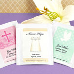 Religious Tea Favors