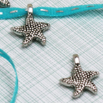 Starfish Wedding Charms - 25 pcs